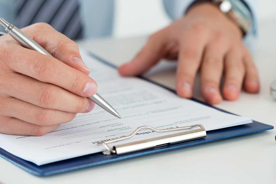 Ký kết và làm hợp đồng vay vốn