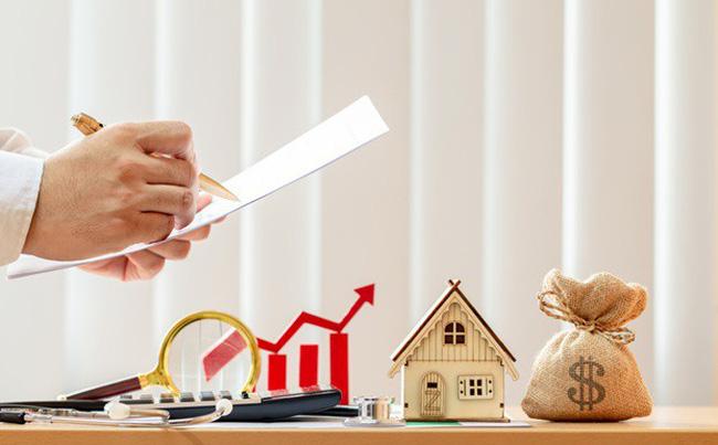 Giải chấp ngân hàng thực hiện với tài sản đảm bảo khoản vay.
