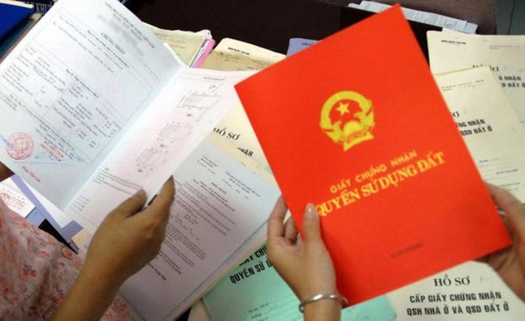 Hồ sơ giải chấp sổ đỏ được xử lý trong không quá 3 ngày