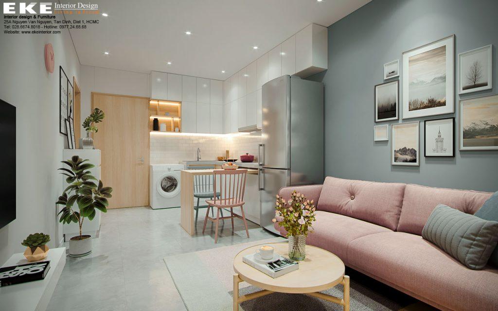 Căn hộ chung cư có thể dùng làm tài sản thế chấp khoản vay