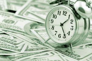 Phí phạt trả nợ trước hạn áp dụng khi người vay hoàn thành trước thời hạn