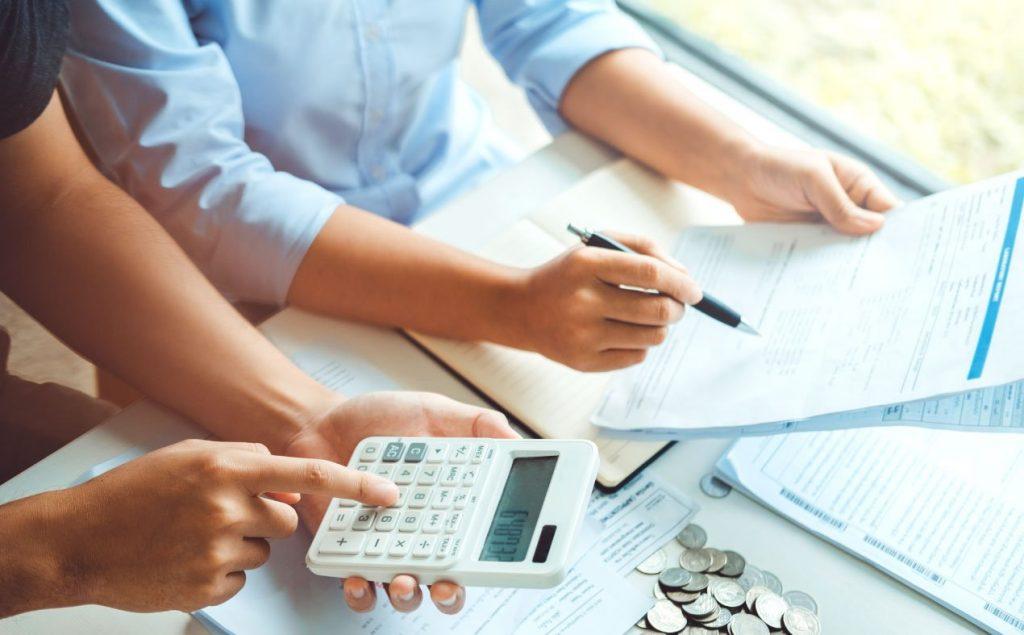 Vay tín chấp dựa trên uy tín tài chính của người vay
